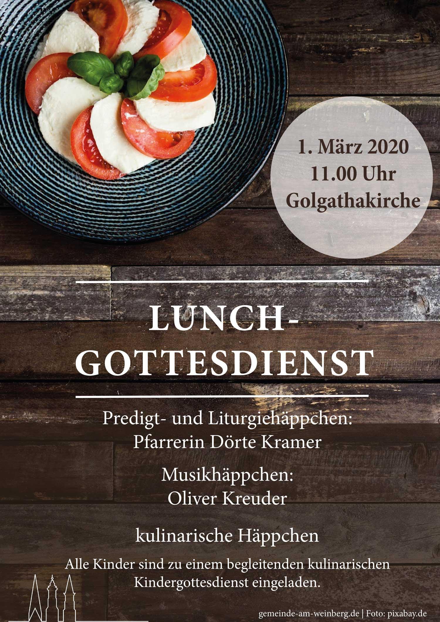 Lunchgottesdienst